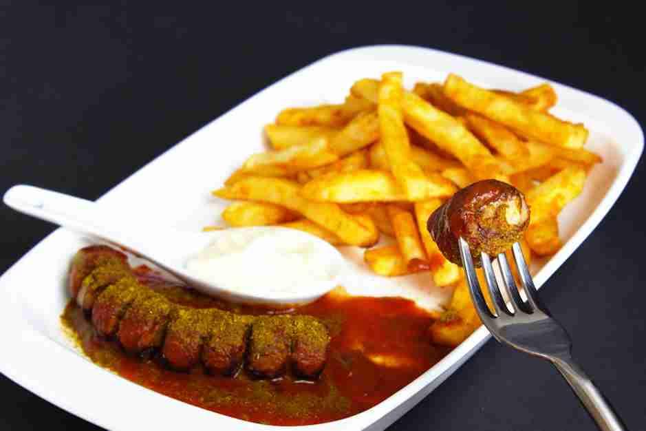 Resultado de imagen para Currywurst